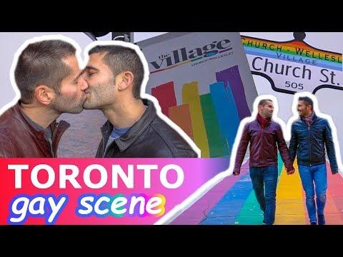 Toronto's gay nightlife and gay scene