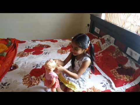 Ruchika hair dressing doll