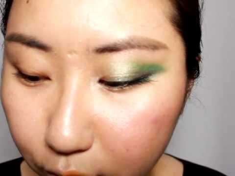 퀸크리즈+Summer Vacation Makeup Tutorial 여름휴가용 메이크업 하는 법