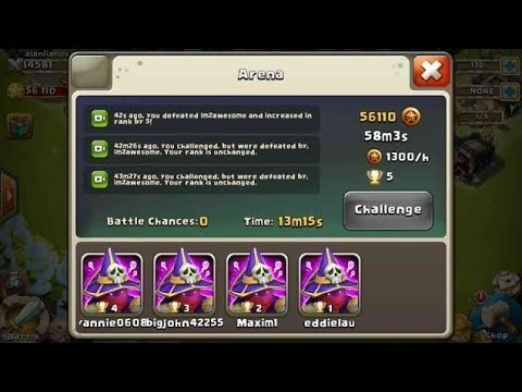 Castle Clash The Best Talents + How to get Every Legendary Heroes including Spirit Mage