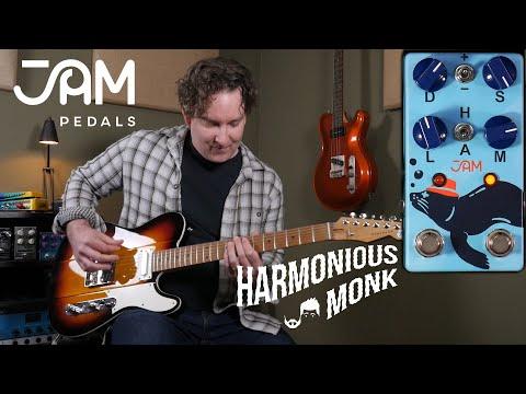 Jam Pedals Harmonious Monk Tremolo