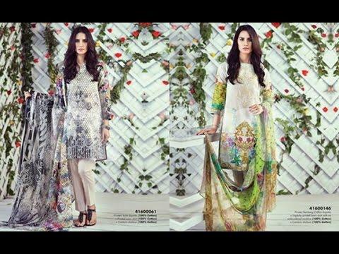 Orient Textiles Lawn 3pc Dresses Collection 2017 Online Shopping