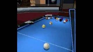 World Championship Pool Moble game
