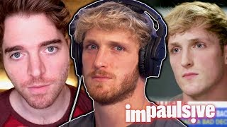 LOGAN PAUL PROVES HE'S NOT A SOCIOPATH - IMPAULSIVE EP. 126