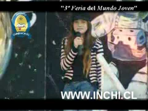 Mª Ignacia Morales Moreno Canción: La reina del Pop