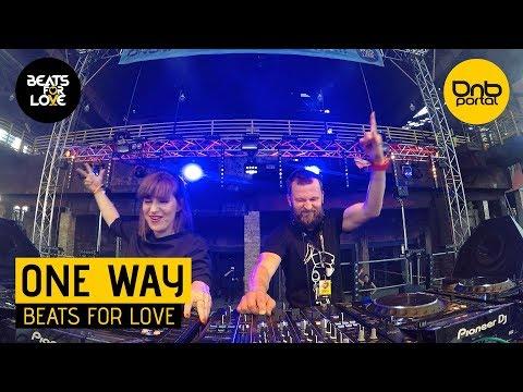 One Way - Beats For Love 2017 [DnBPortal.com]