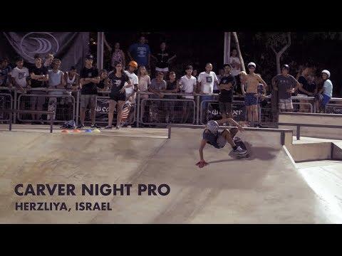 Carver Night Pro | Herzliya, Israel