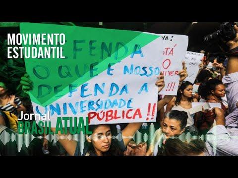 Movimento estudantil prepara nova paralisação em 30/05