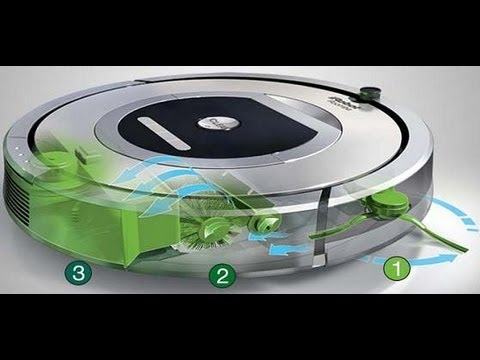 Irobot Roomba Review Best Robot Vacuum Floor Cleaning Robot - What is the best robot floor cleaner