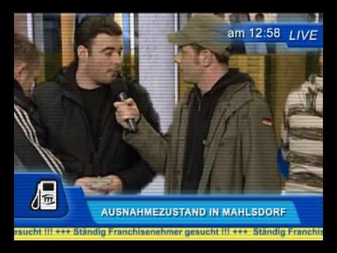 Tinten-Toner-Tankstation Werbespot 2009 Berlin-Mahlsdorf