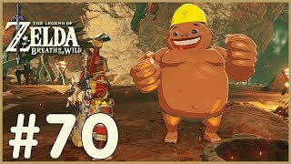Zelda: Breath Of The Wild - Bridge Of Eldin (70)