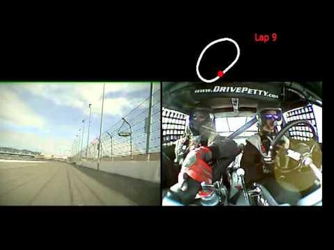 Richard Petty Driving Experience Las Vegas Motor
