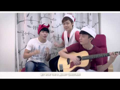 Christmas Song Medley (DJ2 - Danny, JieYing, Justin)