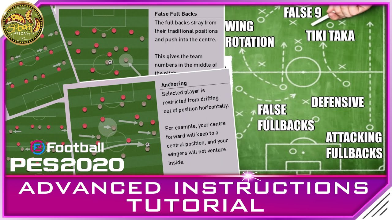 PES 2018 | ADVANCED TACTICS TUTORIAL & TIPS [PC, PlayStation, Xbox]