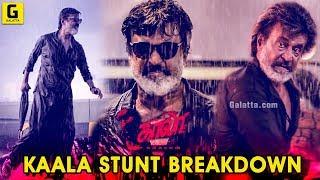 Kaala Stunts BreakDown By Stunt Master Dhilip Subbarayan | Rajinikanth | Pa.Ranjith| Dhanush