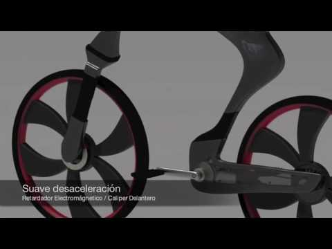 Infinite Energy Bicycle / Canis One