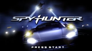 PS2 Classics: SpyHunter (Part 1) - Missions 01-04