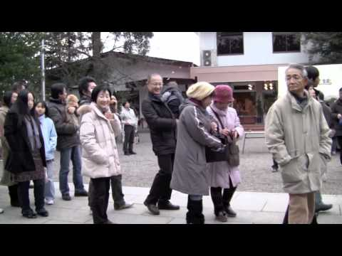 New Year's in Japan (visit a Shrine!)