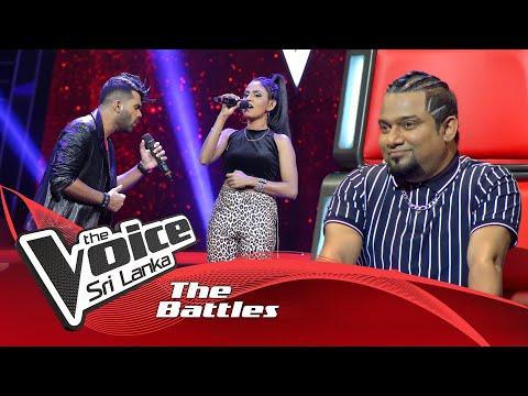The Battles : Jerome Perera V  Madara Perera | Heaven | The Voice Sri Lanka