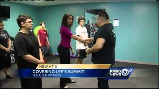 Gym offers KC residents free self-defense classes