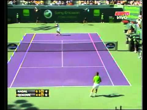 Djokovic - Nadal Miami masters champion 2011