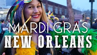 My Experience at Mardi Gras in New Orleans