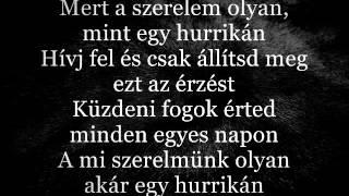 Antonia feat Puya - Hurricane (Hurrikán) - hungarian