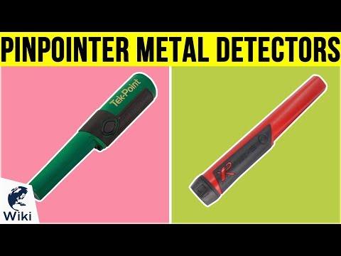 10 Best Pinpointer Metal Detectors 2019