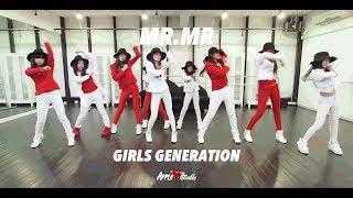 Girls' Generation 소녀시대_'Mr.Mr.'蘋果家族Apple Studio Dance Cover