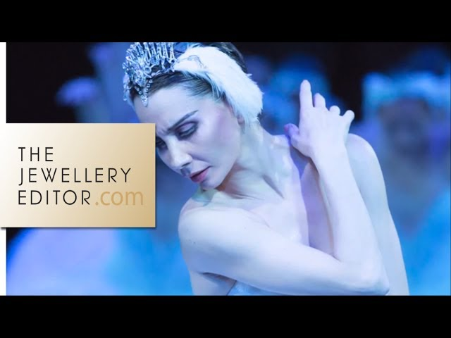 Prima ballerina Tamara Rojo, the face of Backes & Strauss