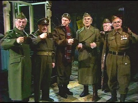 Dad's Army - Never Too Old - ... to Britain's Home Guard!...