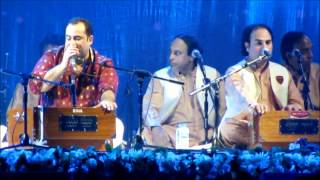 Rahat Fateh Ali Khan UK Concert MEN 2012 - Full Compilation