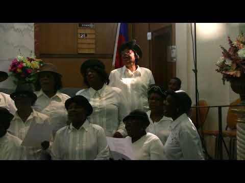 Chant 18 Avril 2013 par le Groupe Dorcas