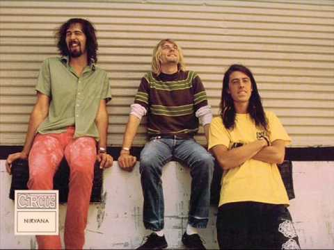 Nirvana- Here She Comes Now