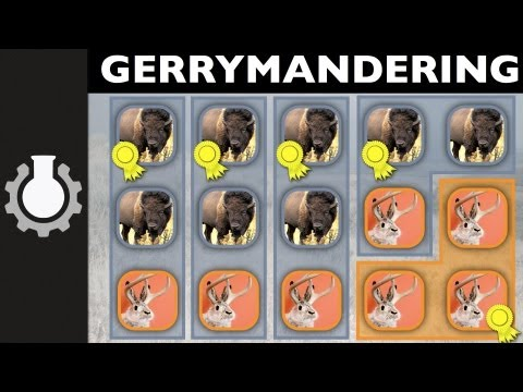 Cgp Grey Gerrymandering Explained