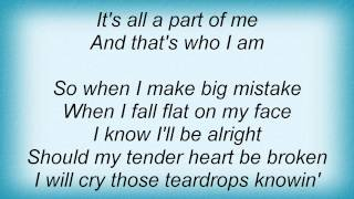 Jessica Andrews - Who I Am Lyrics