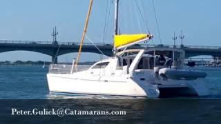 ROVER Leopard 3800 Catamaran For Sale