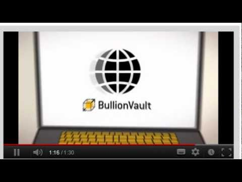 Buying Gold and Silver Online With Bullion Vault