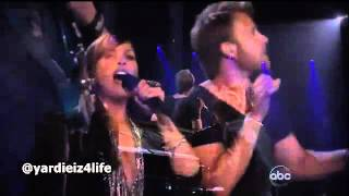 Lady Antebellum - Just A Kiss (Billboard Music Awards 2011)