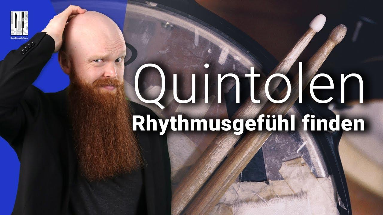 Quintolen & Co. | Rhythmusgefühl verbessern und Musik produzieren | Rhythmus Explorer