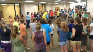 The Masked Banana & 2012 Minnesota History Day Banana Dance