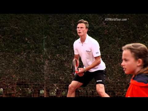 ATP World Tour Uncovered - Marton Fucsovics