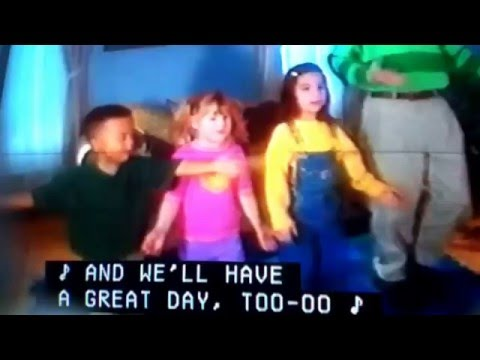 Blue's Clues Blues Happy Birthday Song