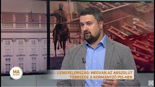 Lengyelország: Megvan az abszolút többsége a kormányzó PiS-nek