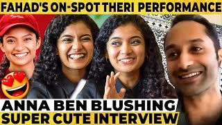 'Kumbalangi Nights' Anna Ben! Super Cute Interview
