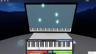 Lizzo - Truth Hurts - Roblox Piano