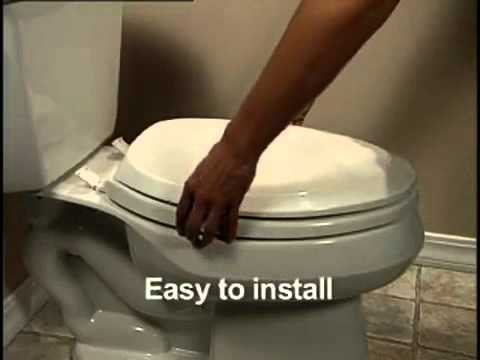 install electric bidet toilet seat