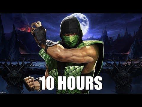 Mortal Kombat Reptile Theme Extended (10 Hours)