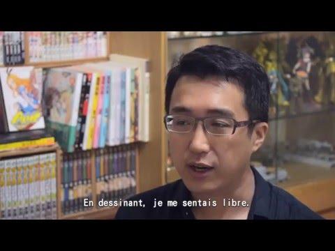 2016 Angouleme International Comics Festival Artist from TAIWAN: Hambuck (HSIAO Nai-Chung)_(Fr)