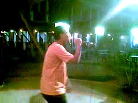 Bunga Angkasa.. Karaoke kat lumut..